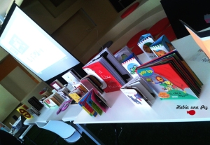 Un mar de libros infantiles