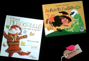 Libros infantiles bonaerenses