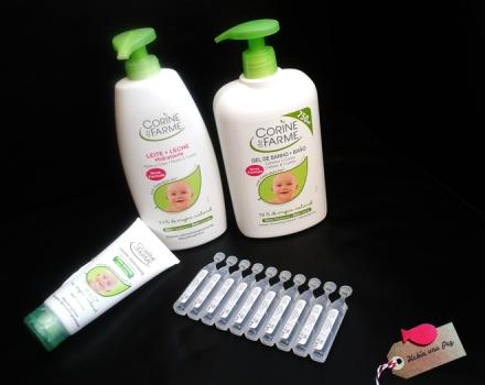 Productos de higiene infantil menos perjudiciales