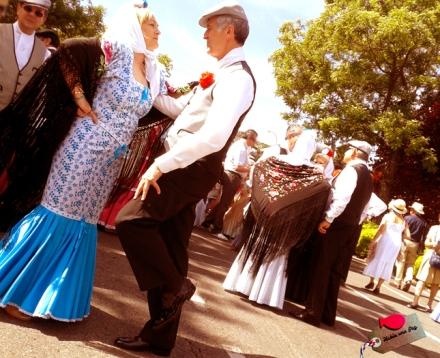 San Isidro 2014_ Bailando chotis