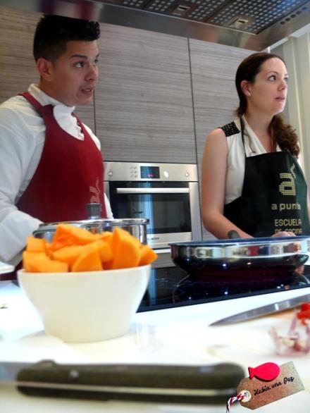 Anfitiona curso cocina creativa para niños