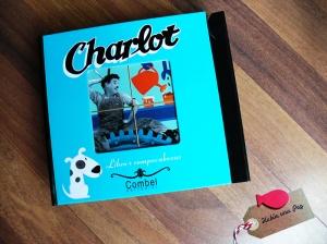 Libro juego Charlot portada