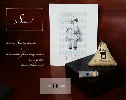 Sorteo feltbaby sept 2014 premio