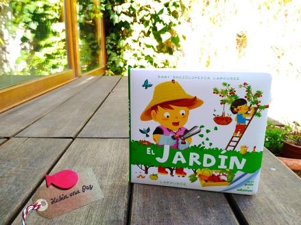 Baby Enciclopedia El jardín