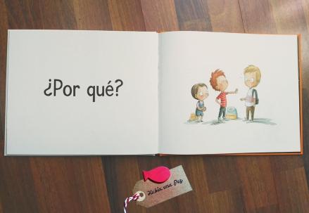 Por qué acoso libro infantil